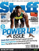 Stuff magazine July/August 2012